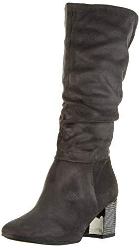 Tamaris Damen 1-1-25517-23 Hohe Stiefel, Grau (Anthracite 214), 41 EU