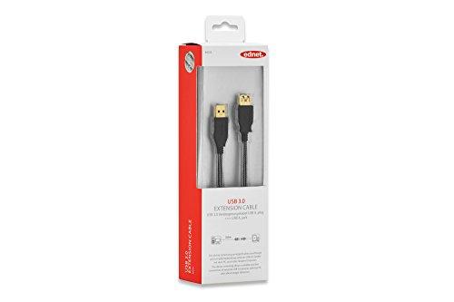 ednet 84235 USB 3.0 Type A Kabel