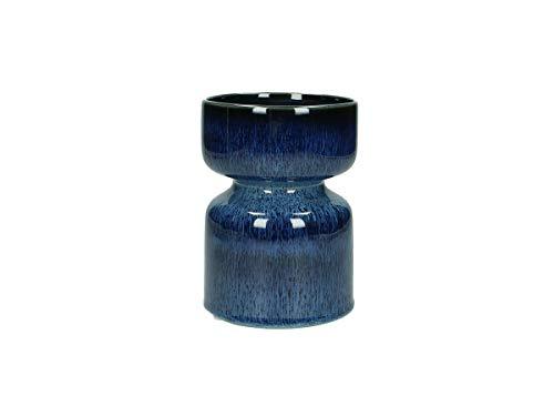 J. Kersten BV WER-8396 Jarrón, cerámica, azul
