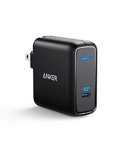 USB C Charger, Anker 60W Power Delivery Fast Charger [PIQ 3.0 & GaN], PowerPort Atom III Power Adapter for iPhone 11/Pro/Max/XR/XS/X, USB-C Laptops, MacBook Pro/Air, iPad Pro, Galaxy, Pixel (Renewed)