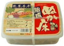 マルアイ食品 麹屋甚平熟成ぬか床 1.2kg 6個セット