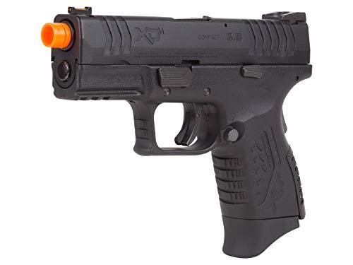 SPRINGFIELD ARMORY XDM 38quot GBB Airsoft Pistol Black Airsoft Gun