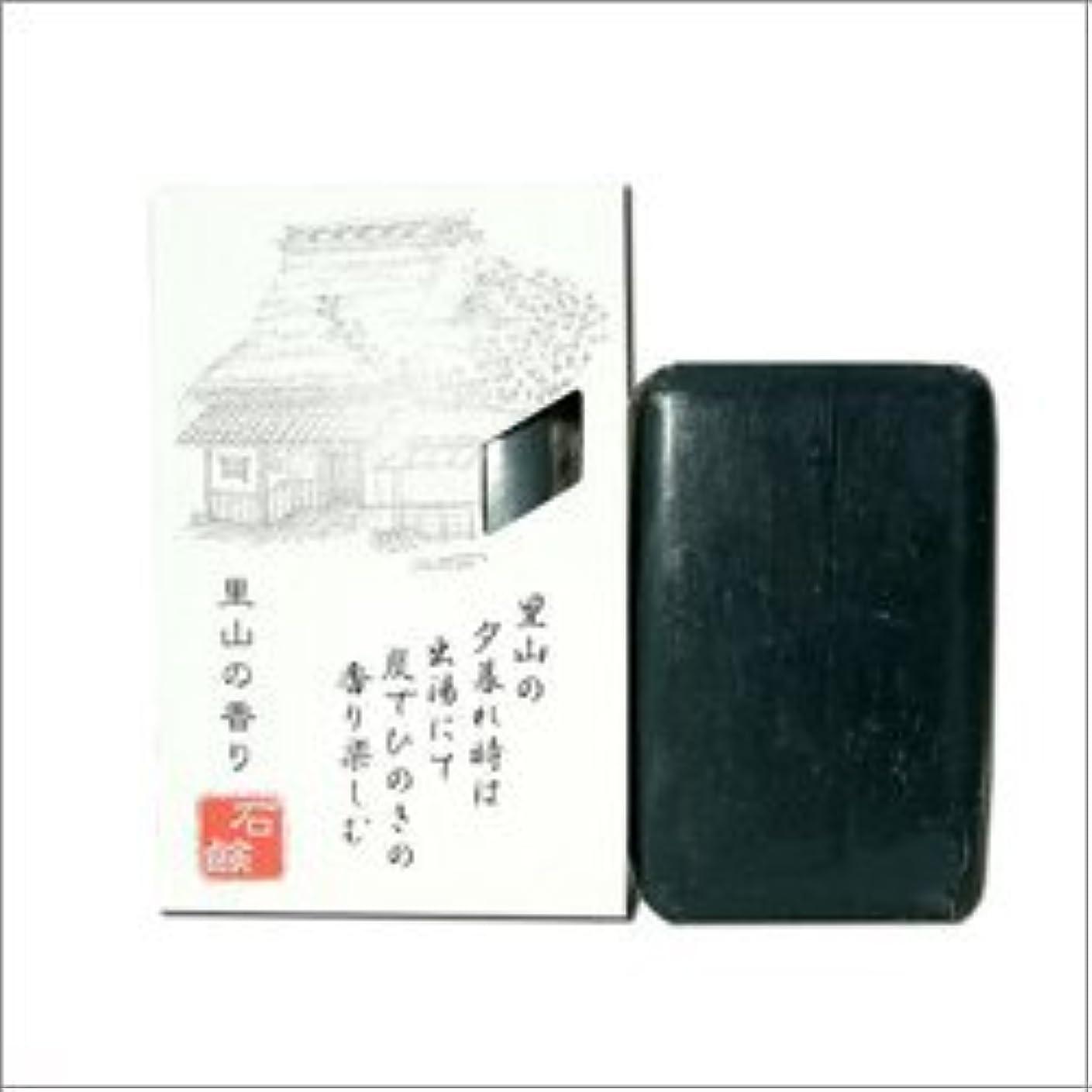 ハシー雨のたぶんROTTS 里山の香り石鹸 100g 【5個セット】