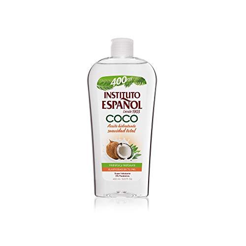 Aceite Hidratante de Coco - Instituto Español 400 ML