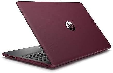 HP 15-DB0005DS AMD A9-9425 Dual-Core Laptop - Burgundy