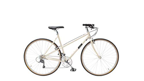 Check Out This Handsome She Devil 16 Speed Mixte Step Through Women's City Bicycle Shaving Cream (55...