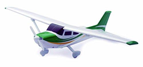 New Ray - 20663 - Véhicule Miniature - Cessna - Skyhawk avec Roues Monté - 172