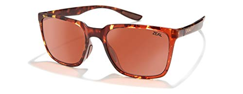 Zeal Optics Campo - Gafas de sol unisex, (Mate Carey), Medium