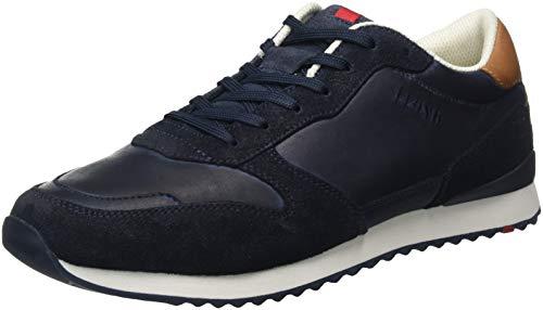 LLOYD Herren EDMOND Sneaker, NAVY, 45 EU