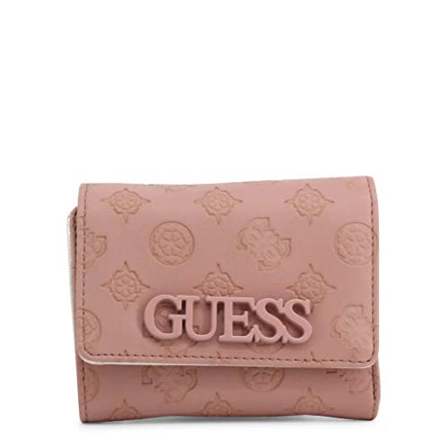 Guess Janelle SLG Small Trifold Rosewood