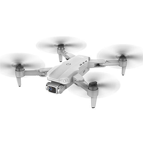 QHJ Drone, L900 GPS Drone 4K Mit Kamera Anti-Shake Faltbarer Hubschrauber RC Quadcopter Dron Brushless Motor Professional Drohnen, Modellflugzeug Quadcopter mit Kamera, Mini propellerschutz