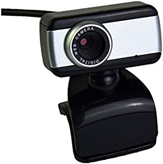 WXFXBKJ Computer USB High-Definition Webcam, Laptop Computer Video Webcam, Built-in Mic, Used for Online Class Learning, R...