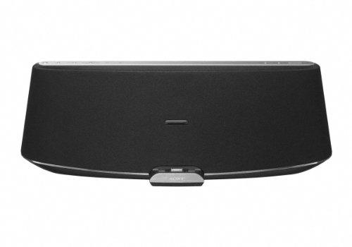 Sony RDP-XA900IPN High End Dockingstation (200 Watt, LAN, WLAN, AirPlay) für Apple iPhone 5/iPad/iPod schwarz
