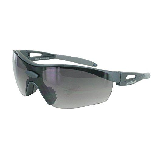 WENGER X-Kross Sportframe Sportbrille Comfort Brille OFL1010.02 Compfort Men Gun matt