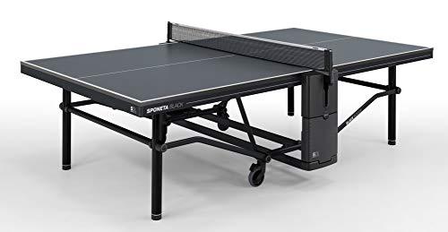 Sponeta Tischtennisplatte SDL Black Indoor