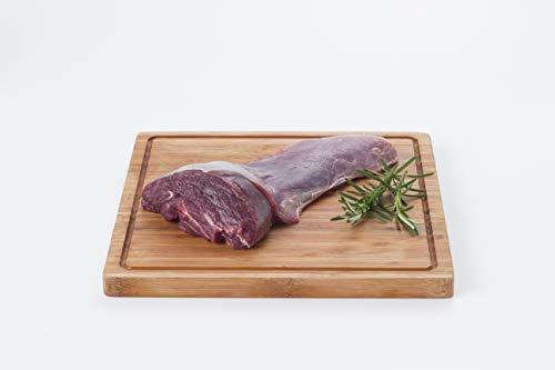 鹿肉 ランプ 600g ココ鹿 焼肉 カツ サイコロステーキ