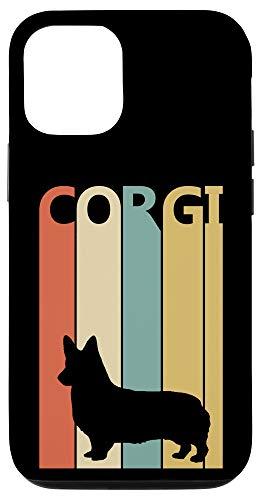 iPhone 12/12 Pro Vintage Corgi Case