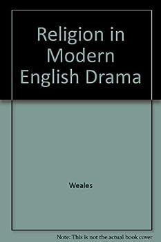 Hardcover Religion in Modern English Drama Book