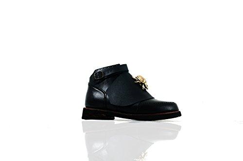 Base XXX + Zubehör I - The Shoemaker Der Schuster Handgefertigte Hand Genäht Leder Rindsleder Stiefel Männer Frauen Unisex Einzigartige Schwarz Einzigartige