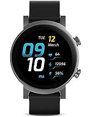 TicWatch E3 Smartwatch Wear OS by Google med Qualcomm Snapdragon Wear 4100-plattformen Google Pay Inbyggd GPS Pulsmätning Sömnspårning Stresshantering iOS- och Android-kompatibla