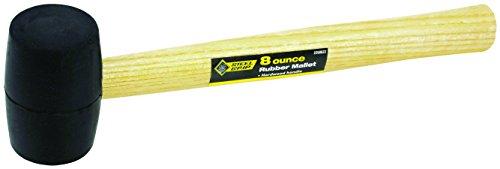 Steel Grip Mallet 8 Oz Hardwood