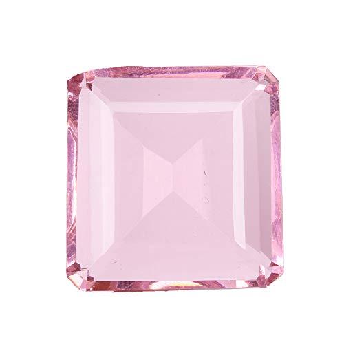REAL-GEMS - Topacio rosa para colgante (140,50 ct), color rosa