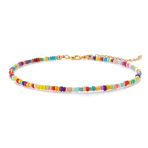 Starain Small Bead Anklets for Women Girls Beach Foot Ankle...