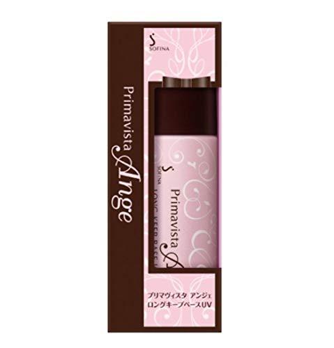 プリマヴィスタ アンジェ 皮脂くずれ防止 化粧下地 25ml SPF16 PA++ 花王 ソフィーナ ロングキープベース UV 並行輸入品