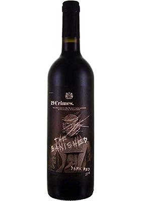19 Crimes The Banished Dark Red Wine