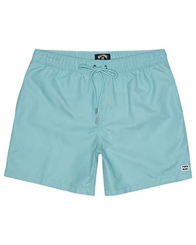 Billabong Herren All Day LB Shorts, Light Aqua, M