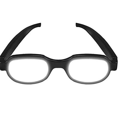 TOSSPER 1pc Japan Anime Eyewear Eva Ikari Gendo Cosplay Disguise Novelty Glasses Specs for Fancy Dress Costumes