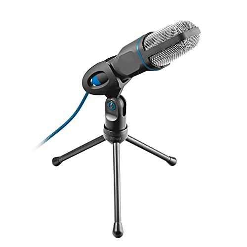 Microfone Trust Mico USB preto