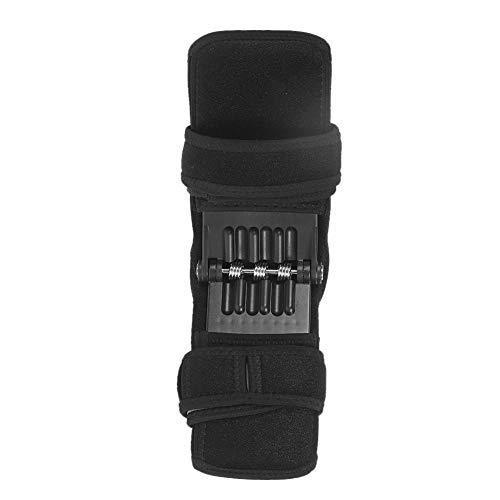 1PC Koster Booster Protege, Old Cold Legs to Keep Warm Climbing Upstairs Knee Booster, Patella Boosters Spring Lift Soporte de rodilla Soporte para la sentadilla de alpinismo