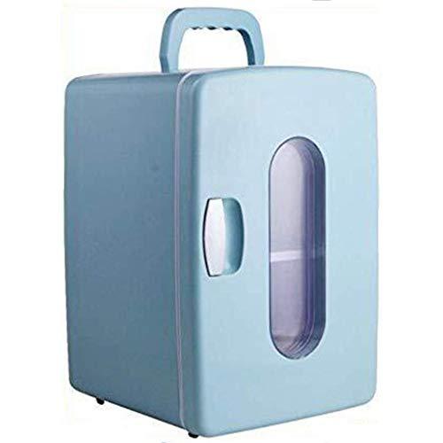 Fee-ZC Verdikte stille koelkast, desktop minibar mini koelkast auto elektronische verwarming en koelboxen Dual 12L autokoelkast autokoelkast Praktisch Home Office