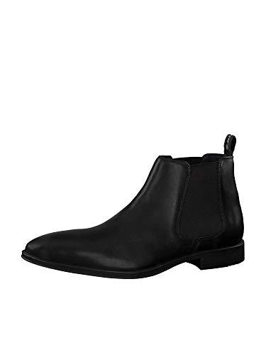 s.Oliver Herren 5-5-15300-33 Chelsea Boots, Schwarz (Black 001), 44 EU