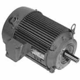US Motors Unimount TEFC U2P2DC, 3-Phase, 2 HP, Unimount, 1750 RPM Motor, TEFC