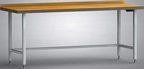 Hydraulikwerkbank Profiwerktisch Höhenverstellung Elektroantieb 750-1030 mm WPJLL1