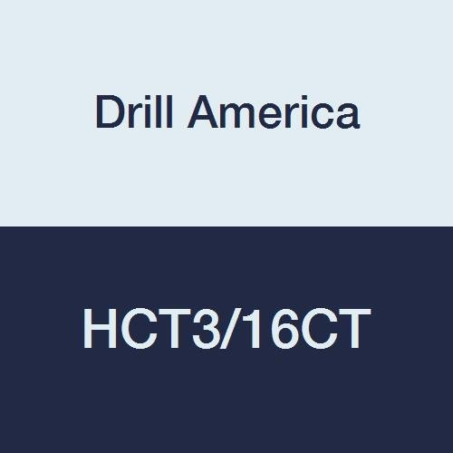 Al sold out. Drill America HCT3 16CT Carbide #40006 Tipped Max 79% OFF Reamer 3 16