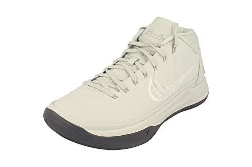 Nike Herren Kobe A.D. Hellgrau Mesh Basketballschuhe 47