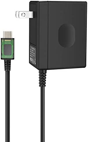 Charger for Switch and Switch Lite YAEYE Fast Charging 15V 2 6A Portable Type C Wall Charger product image
