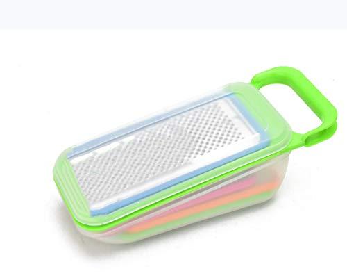 dnknkld Multifunktionale Reibe Für Küchengeräte 10,1 cm * 9 cm * 16,2 Farbe