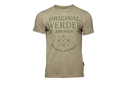 """Werder Bremen SV Herren T- Shirt """"Original Werder"""" Gr 3XL"""