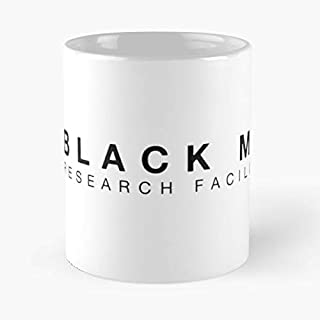 Black Mesa Research Facility - The Best Gift For Holidays Coffee Mugs