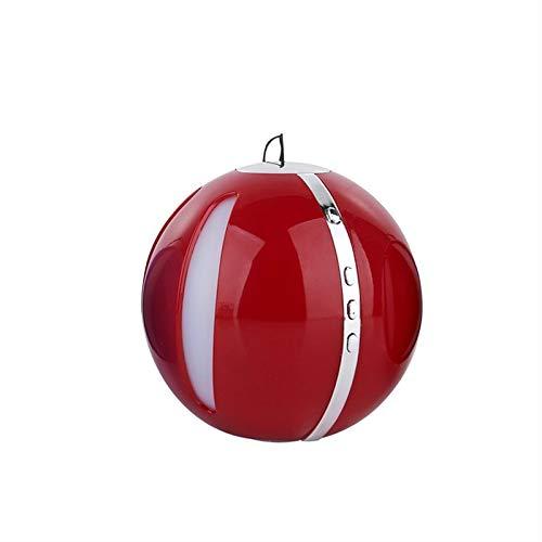 Q7 Novos alto-falantes sem fio com luzes piscantes Rádio alto-falante portátil viva-voz portátil em forma de bola Rodalind