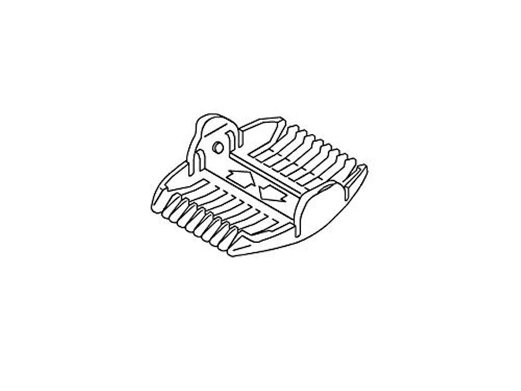 公爵夫人感染する感じるPanasonic 刈り高さアタッチメント(3/6mm) ERGF80W7397
