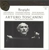 Respighi: Pines of Rome; Fountains of Rome; Roman Festivals (1990-05-25)