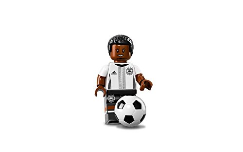 """Lego 71014 - Minifigure """"Jérôme Boateng - No.17 """" from DFB - The German Soccer Team (open bag)"""