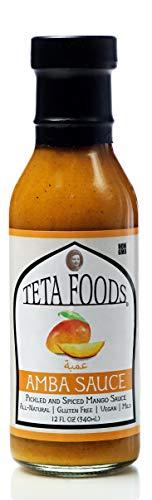Amba Sauce - Curried Mango (1)