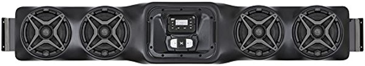 SSV Works WP-UO4S Universal Bluetooth iPod 4 Speaker Overhead Weatherproof Audio System