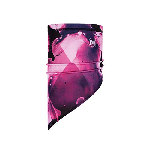 Buff Hatay Bandana Fleece Tech, dames, roze, eenheidsmaat